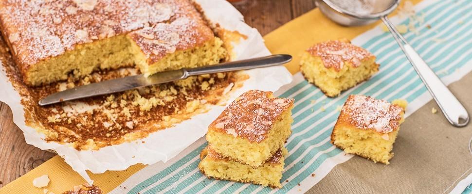 Torta Senza Latte.Torta Senza Latte