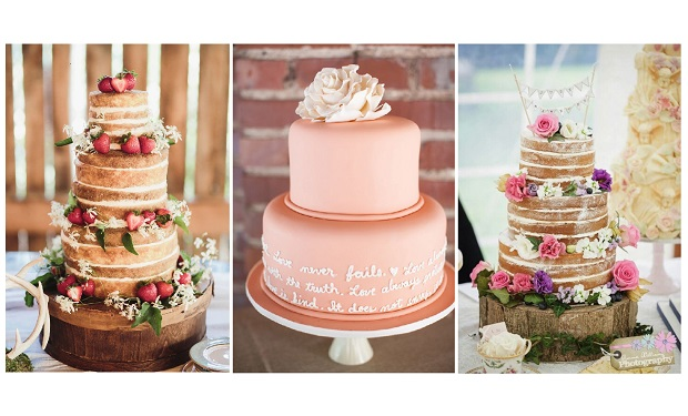 Le torte nuziali più belle per un matrimonio da favola