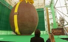 L'uovo di Pasqua più grande?