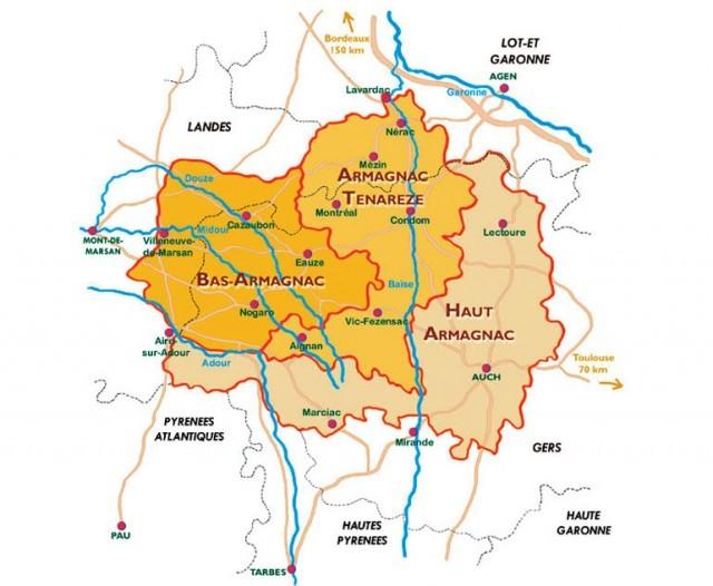 zone armagnac