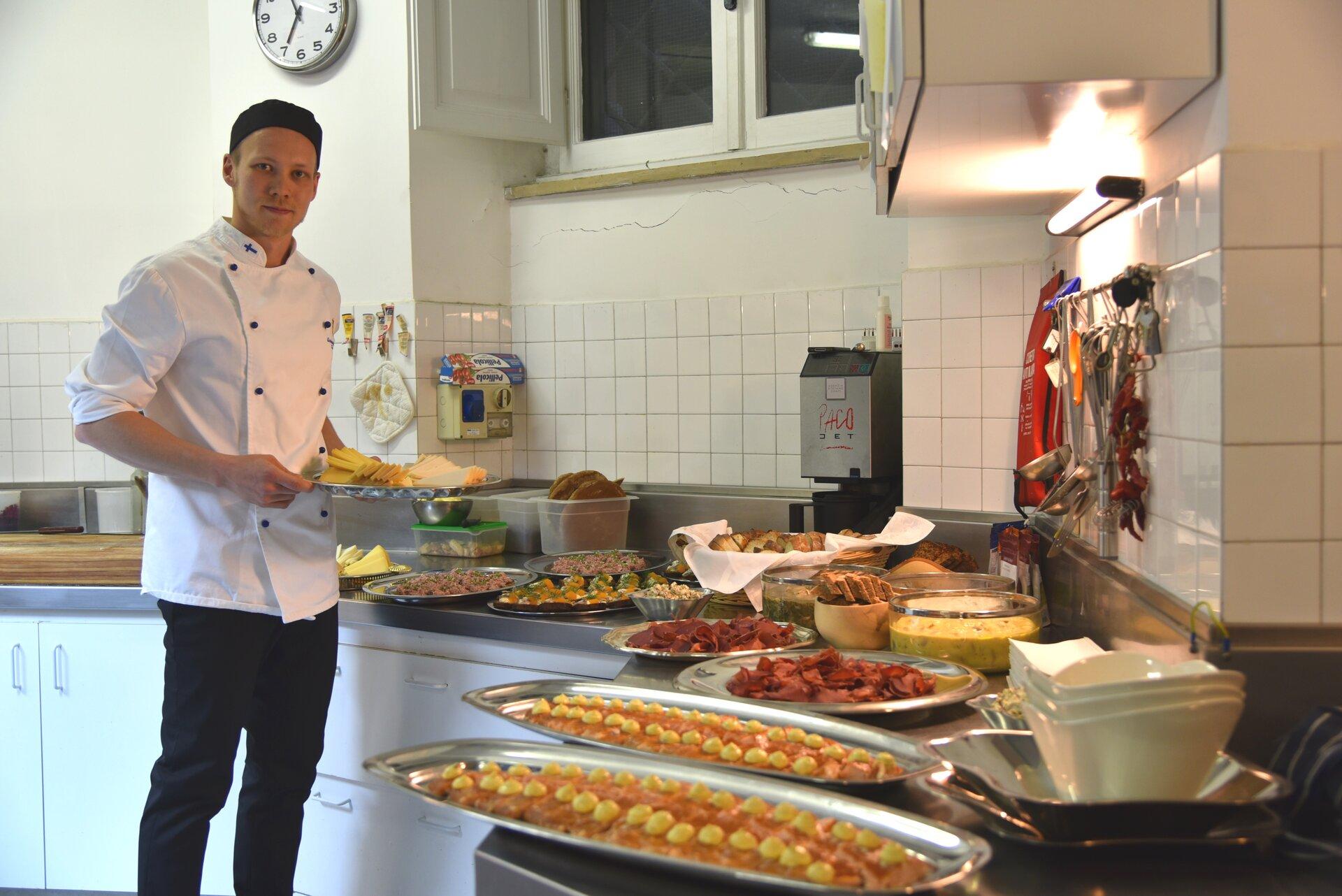 Voglia di expo la cucina finlandese agrodolce - La cucina di aria ...