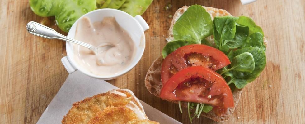 Pomodori verdi fritti: ricetta americana