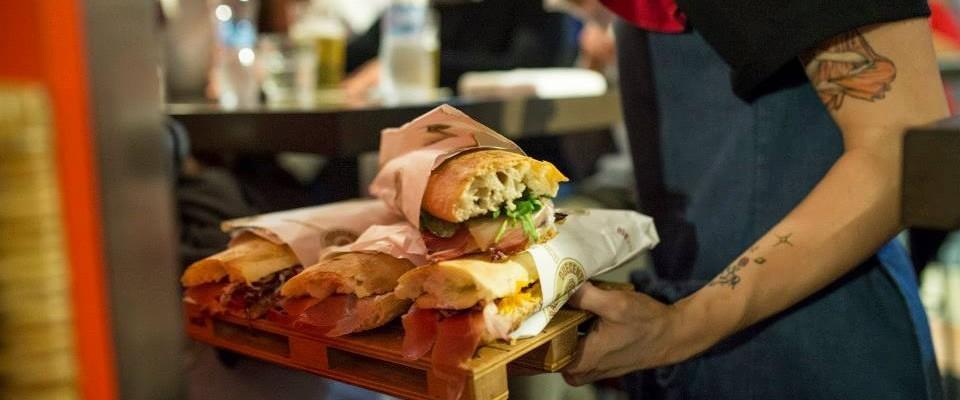 12 panini da provare a Roma