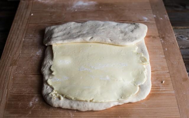 Croissant 4step