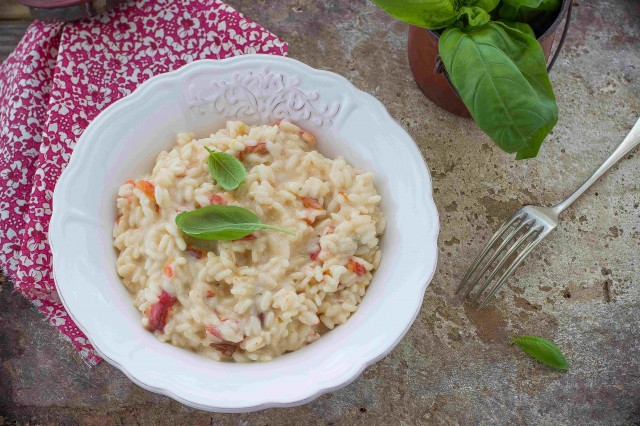 A Still life 3 risotto peperoni