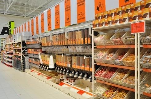 Cibo del supermercato ma senza imballaggi: ecco dove