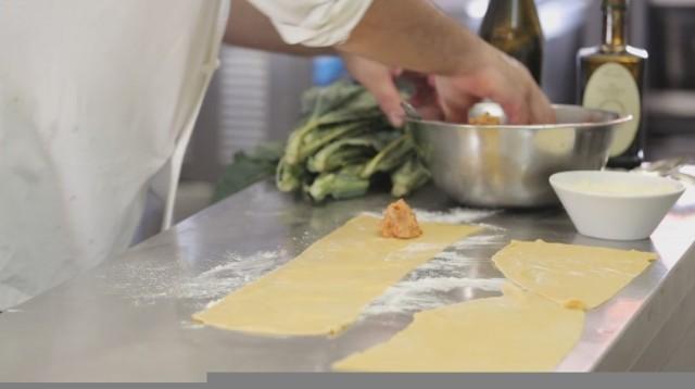 Cappellacci con salsiccia - Giovanni Milana 13