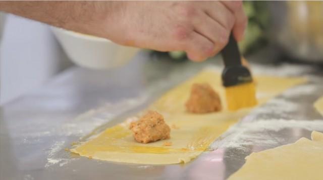 Cappellacci con salsiccia - Giovanni Milana 14