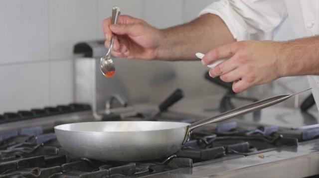 Cappellacci con salsiccia - Giovanni Milana 9