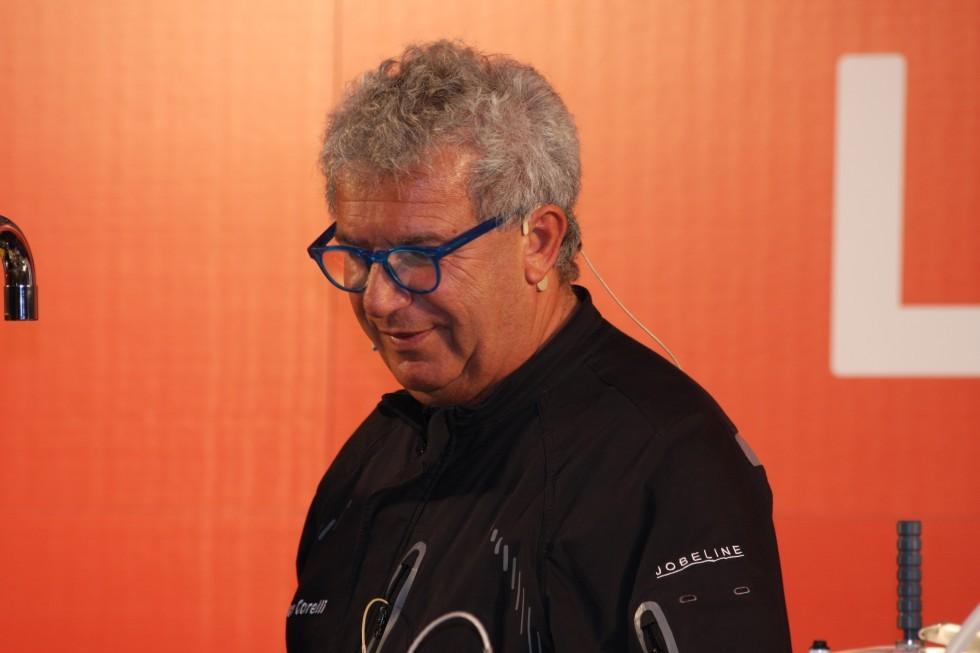 LSDM: inizia il congresso di alta cucina - Foto 4