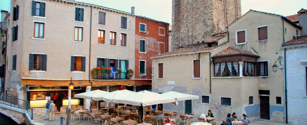 Refolo, Venezia