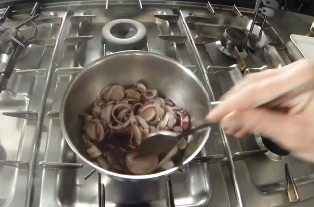Marmellata di cipolle step5