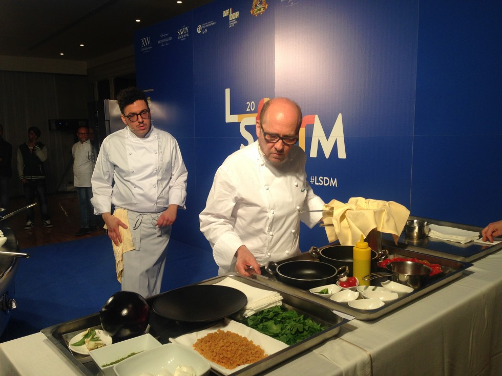LSDM: inizia il congresso di alta cucina - Foto 13