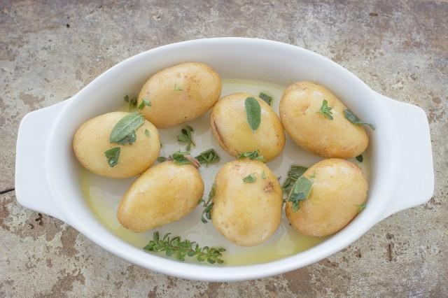 Step 3 patate arrosto-