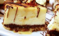 Cheesecake allo zabaione: la ricetta con il Bimby