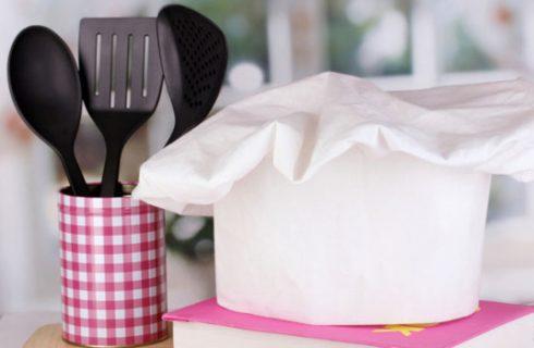 10 suggerimenti per essere uno chef provetto
