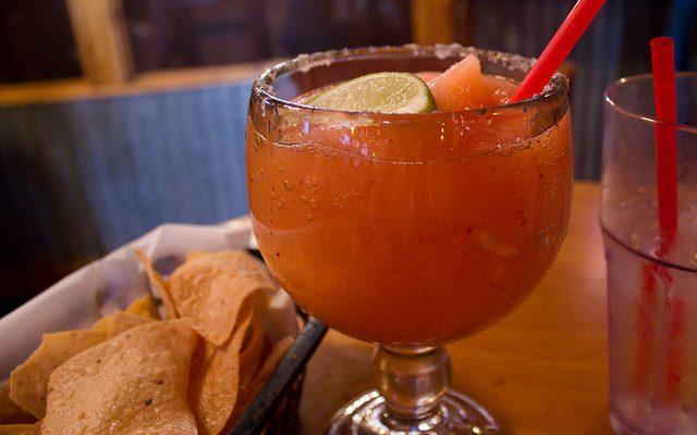 La ricetta del cocktail Margarita alla fragola