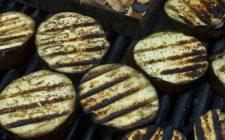 Le melanzane grigliate ripiene al forno con la ricetta leggera