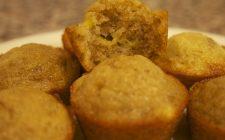 I muffin alla banana e yogurt con la ricetta per il Bimby