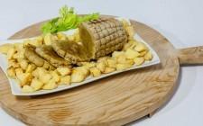 Bistecca (o muscolo) di grano: rivoluzione vegana