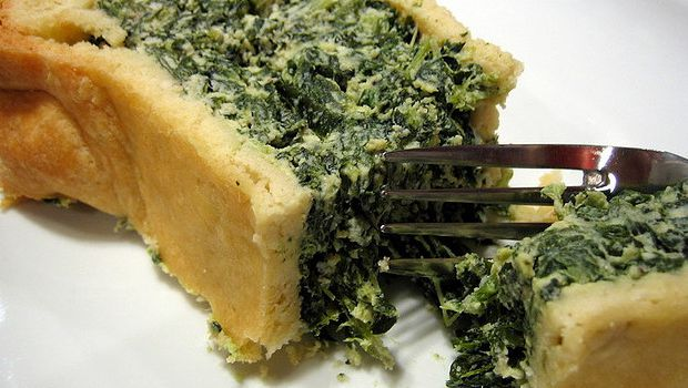 La ricetta della torta pasqualina senza uova