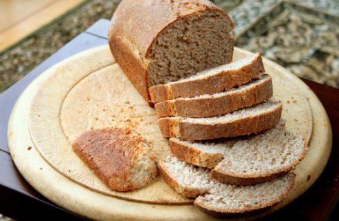 Il pan bauletto integrale con la ricetta per il Bimby