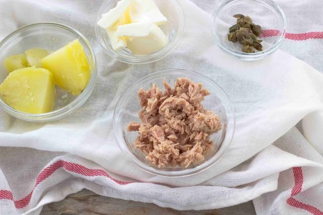 patè di tonno step 1