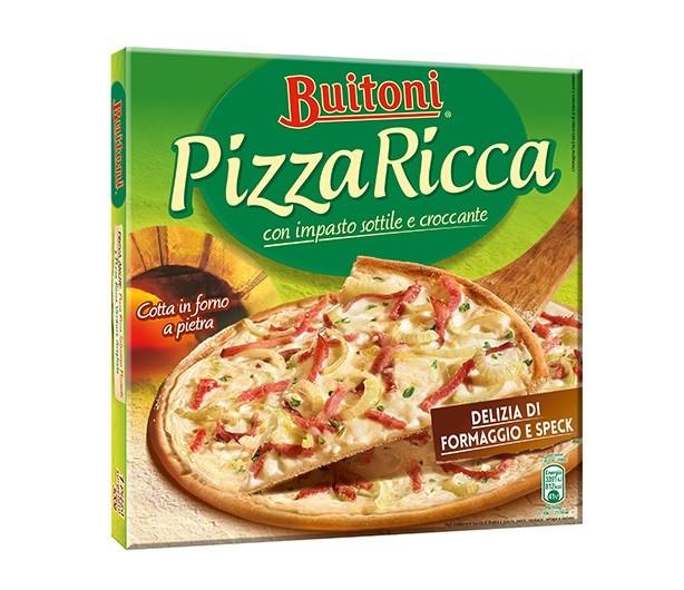 pizza ricca buitoni