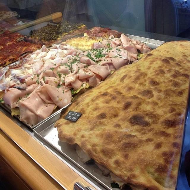 pizza ripiena bonci