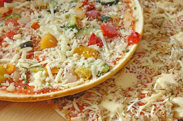 pizza surgelata