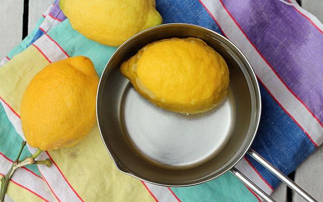semifreddo al limone step1