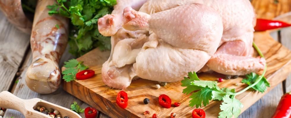Non si butta via nulla: come cucinare tutto il pollo