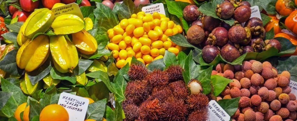 20 frutti esotici che dovreste assaggiare