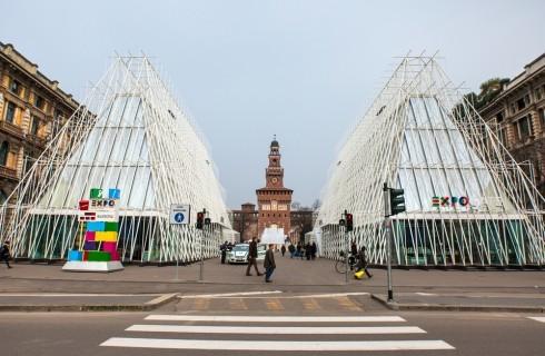 Inaugurazione Expo: cosa succederà il 1° maggio