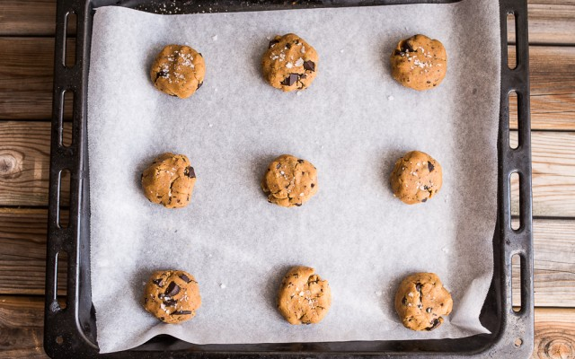 Chocolate chips step-6