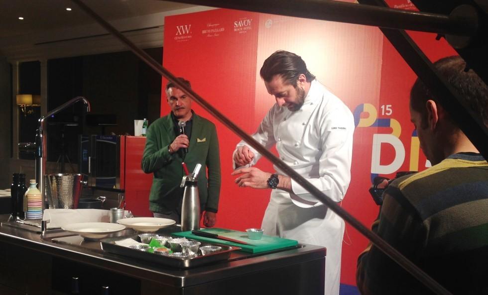 LSDM: inizia il congresso di alta cucina - Foto 21