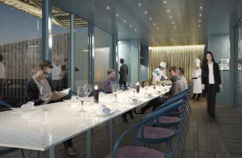 Sempre più Temporary Restaurant: le cene stellate di Priceless a Milano