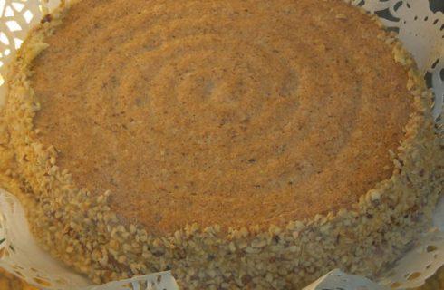 La torta elvezia con la ricetta originale mantovana