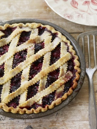 Blueberry pie: torta di mirtilli