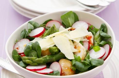 Insalata di asparagi: per la primavera
