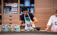 Chef stellati e tv star al Salone del Libro
