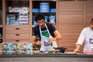 Casa Cook Book al Salone del Libro di Torino, tra chef stellati e tv star