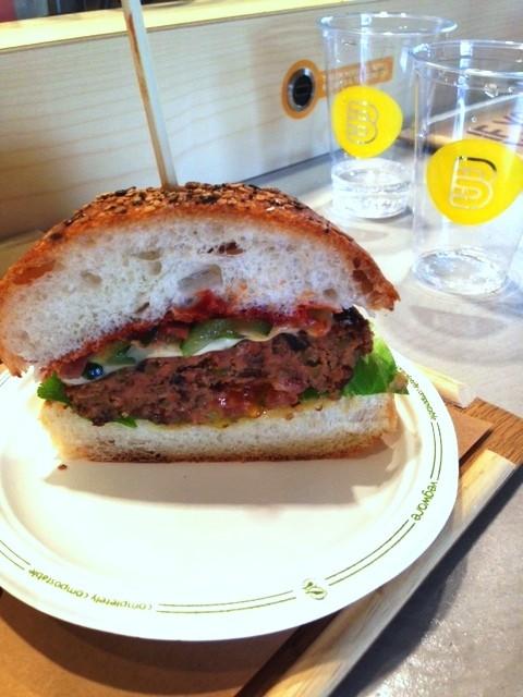 BANCO_burger veg