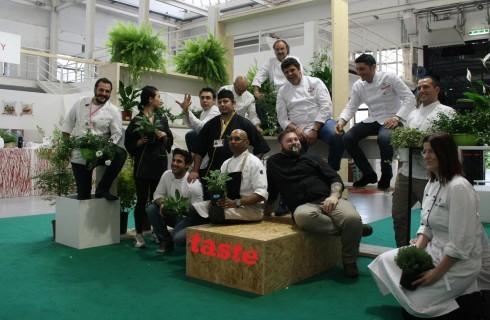 Gli Chef di Taste of Milano 2015