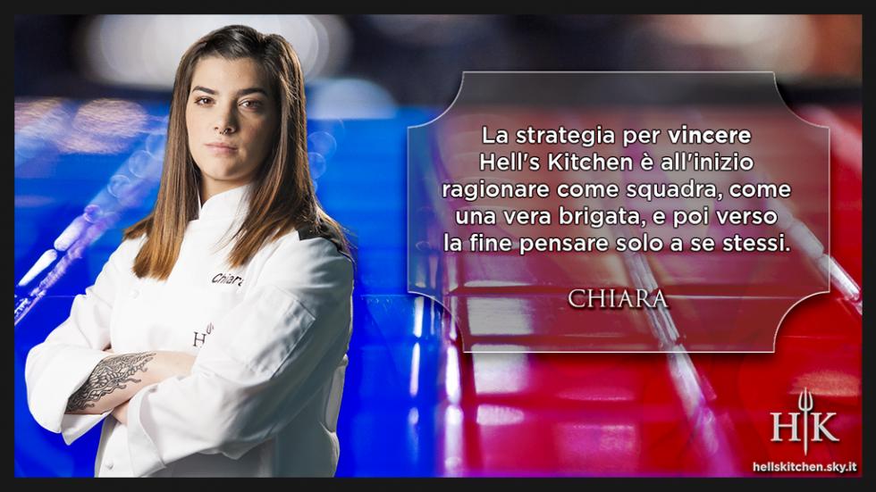 #fattidicracco: ecco i protagonisti di Hell's Kitchen 2015 - Foto 18