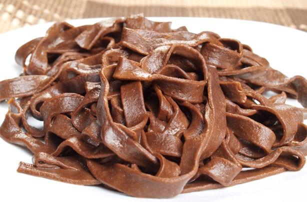 pasta al cacao