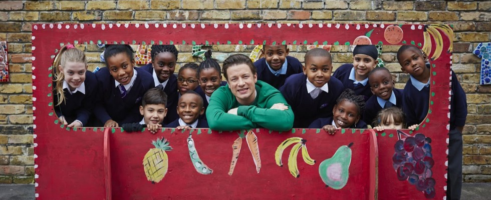 Il Food Revolution Day di Jamie Oliver