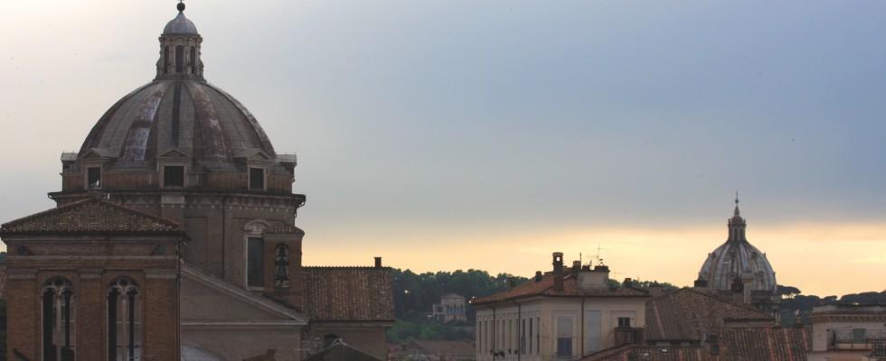 Roma: 8 appuntamenti per scoprire le terrazze più belle