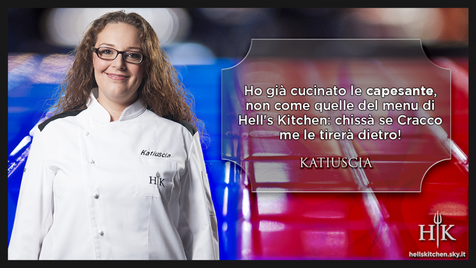 #fattidicracco: ecco i protagonisti di Hell's Kitchen 2015 - Foto 11