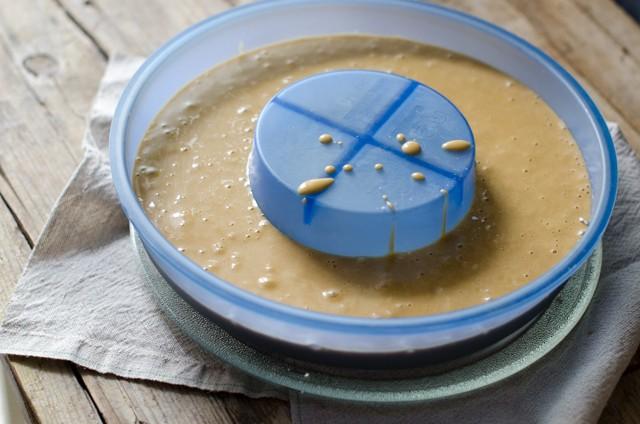 Torta allo yogurt al microonde  (3)